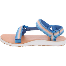 Teva Original Universal Ombre Sandals Women ceramic blue